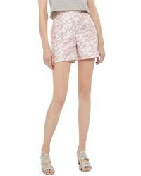 Leaf jacquard shorts medium 4952409