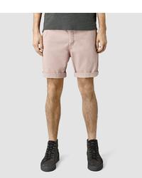 AllSaints Mitre Lu Shorts