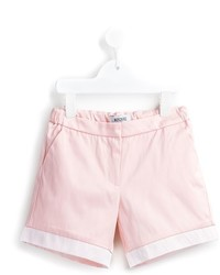 Moschino Kids Bow Shorts