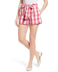 Draper James Sadie Cotton Shorts