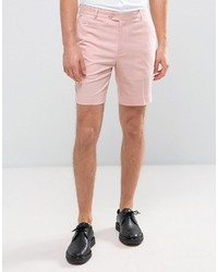 3954d347e3 Asos Slim Tailored Shorts In Pink Asos Slim Tailored Shorts In Pink Out of  stock · Asos Brand Swim Shorts 2 Pack In Pink And Flamingo Print In Mid  Length ...