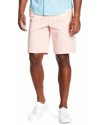 Original Penguin Solid Straight Fit Shorts