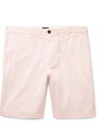 J.Crew Stanton Slim Fit Stretch Cotton Twill Shorts