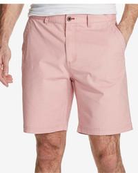 Weatherproof Vintage Stretch Textured Stripe 9 Shorts