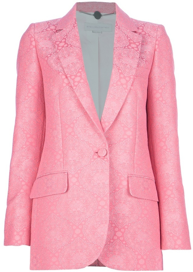 Stella McCartney Brocade Blazer