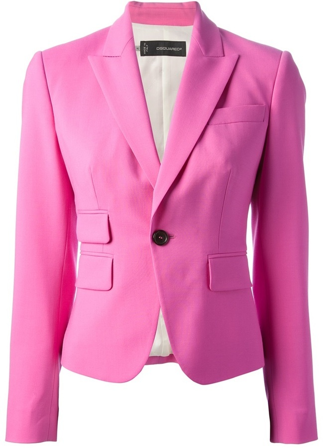 Dsquared2 Fitted Classic Blazer