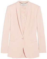 Stella McCartney Mattea Stretch Cady Blazer