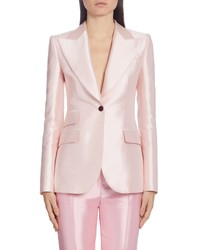 Dolce & Gabbana Silk Mikado Blazer