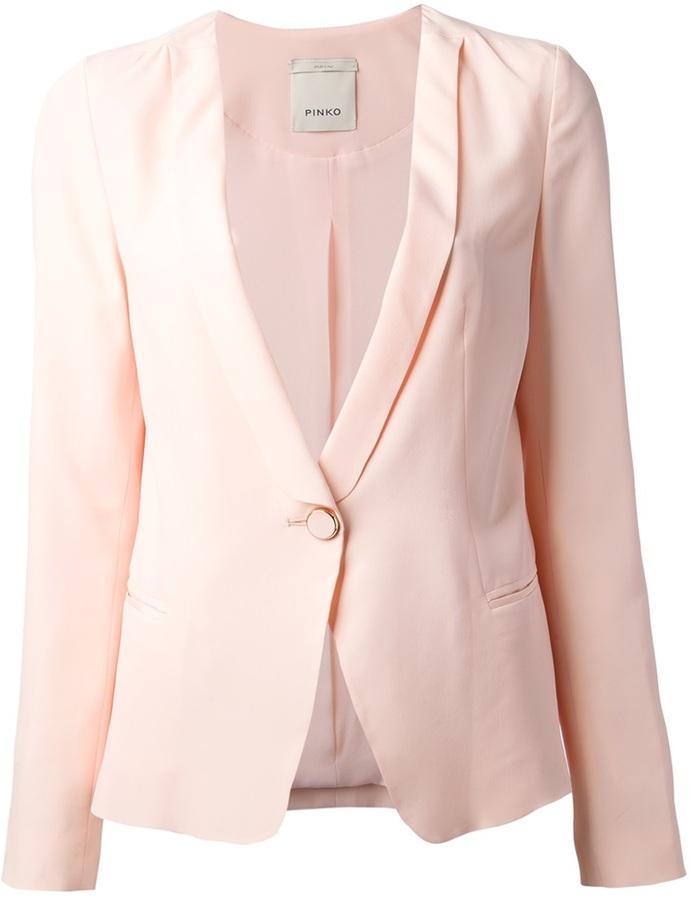 Pinko Single Button Blazer