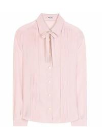 Silk shirt medium 449341