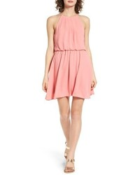 Blouson chiffon skater dress medium 3666913