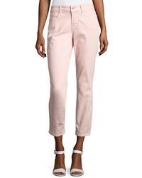 Clarissa cropped skinny twill jeans medium 5054766