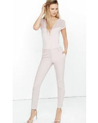 Low rise new waistband columnist ankle pant medium 368661