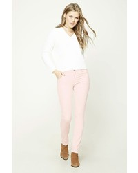 Skinny mid rise pants medium 3645199