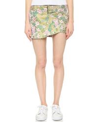 MARQUES ALMEIDA Buckle Miniskirt