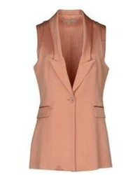 Pink sleeveless blazer original 7895670