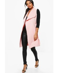 Boohoo Karina Sleeveless Coat