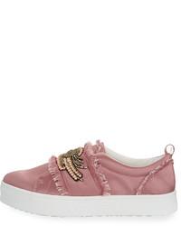 7149a9436e1df ... Sam Edelman Levine 2 Satin Platform Slip On Sneaker ...