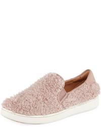 UGG Ricci Faux Fur Slip On Sneaker