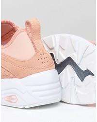 grand choix de ddafa 4a1d2 Puma Blaze Of Glory Soft Tech Sneakers In Pink 36412803 ...