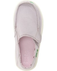 Sanuk Girls Sideskip Slip On Sneaker