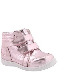 Mobility Nina Stardust Metallic High Top Sneaker