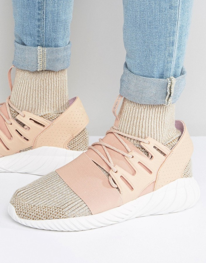 $112, adidas Originals Tubular Doom Pk Sneakers