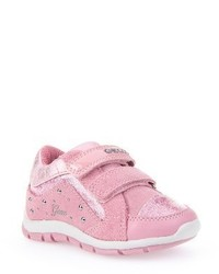 Geox Toddler Girls Shaax Sneaker