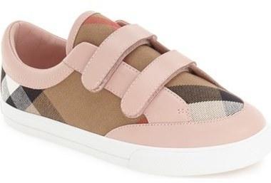 Burberry Toddler Mini Heacham Sneaker