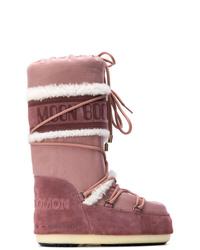 Yves Salomon Mid Calf Ski Boots