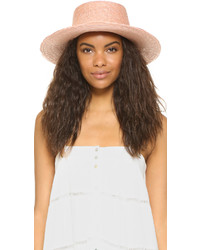 Janessa Leone Calla Bolero Hat