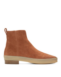 Fear Of God Red Sante Fe Chelsea Boots