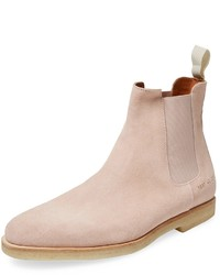 Common Projects Roper Toe Suede Chelsea