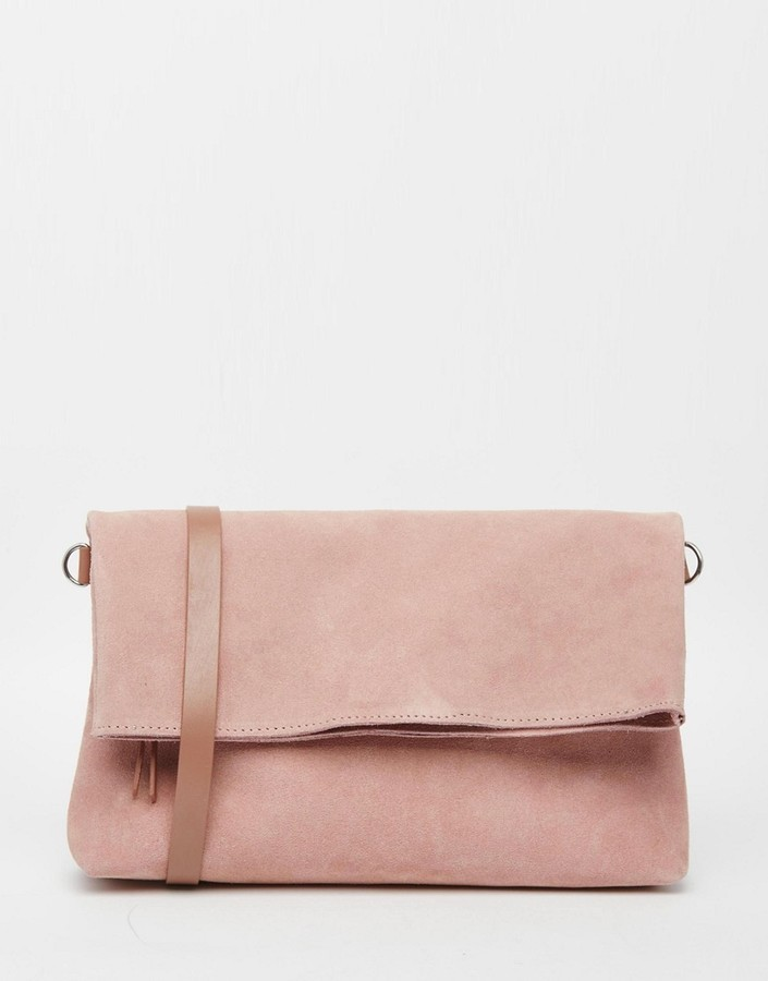 Well-known Jack Wills Jack Wills Northcote Suede Cross Body Bag | Where to  EB47