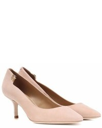 Tory Burch Elizabeth 65 Suede Pumps