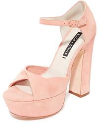 Alice + Olivia Layla Platform Sandals