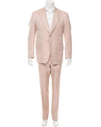 Tom Ford Herringbone Two Piece Suit