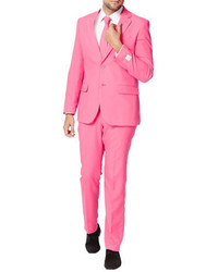 Opposuits Mr Pink Three Piece Suit