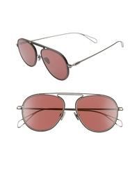 rag & bone 55mm Aviator Sunglasses