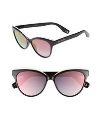 Marc Jacobs 55mm Cat Eye Sunglasses