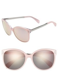 Marc by Marc Jacobs 56mm Retro Sunglasses