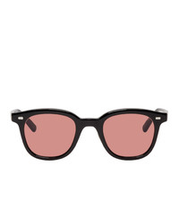 Eyevan 7285 Black 775 Sunglasses