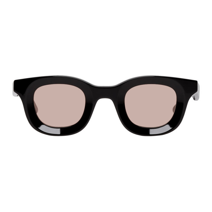Rhude Black And Pink Thierry Lasry Edition Rhodeo Sunglasses