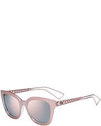 7b0ee3ab8b80 Christian Dior Dior Diorama Caged Mirrored Sunglasses, $475 | Neiman ...