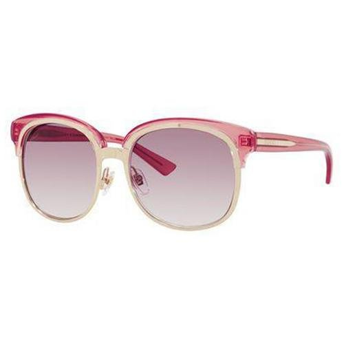 Gucci Sunglasses 4241s 0eyr Gold Pink 56mm   Where to buy   how to wear 3f5e9e4ce634