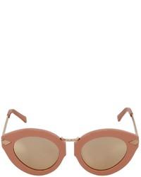 Karen Walker Lunar Flowerpatch Mirror Sunglasses