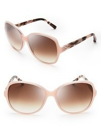 Bobbi Brown Lola Round Oversized Sunglasses
