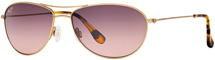 c783d031e276 ... Maui Jim Polarized Baby Beach Sunglasses 245 ...