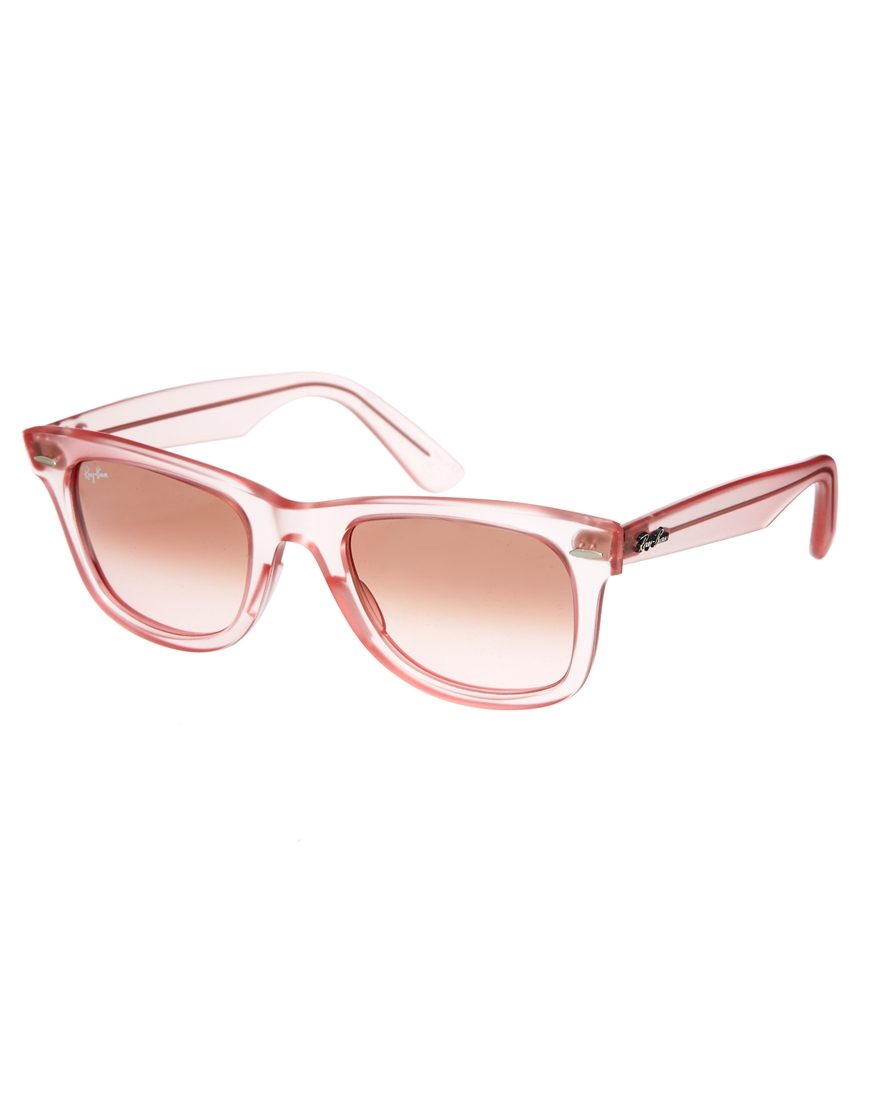 ... coupon ray ban pink wayfarer sunglasses 10b8b 4fee7 001a53c8070fd