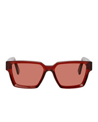 VIU Red Square Sunglasses